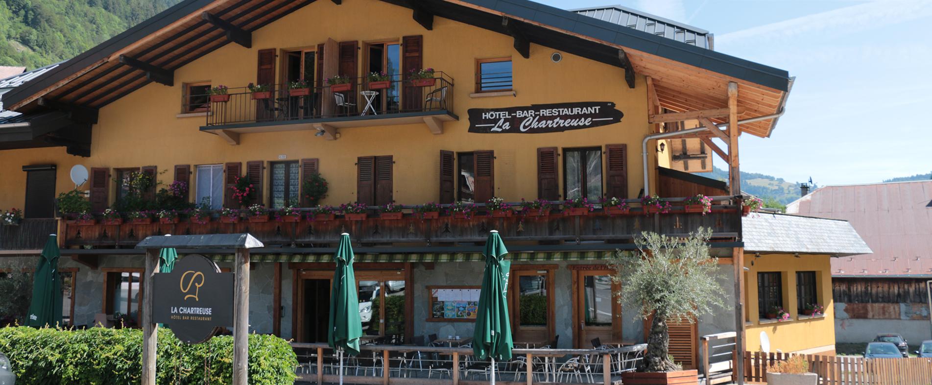 Hôtel-Restaurant La Chartreuse 1